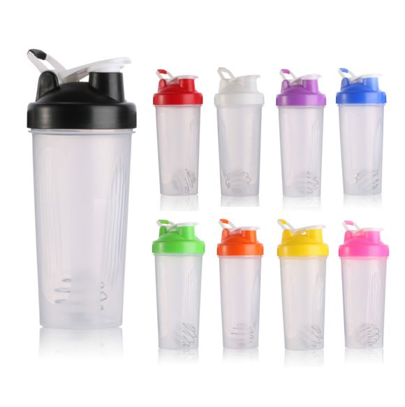 Custom Logo Protein Shaker Mixer Bottle Sports