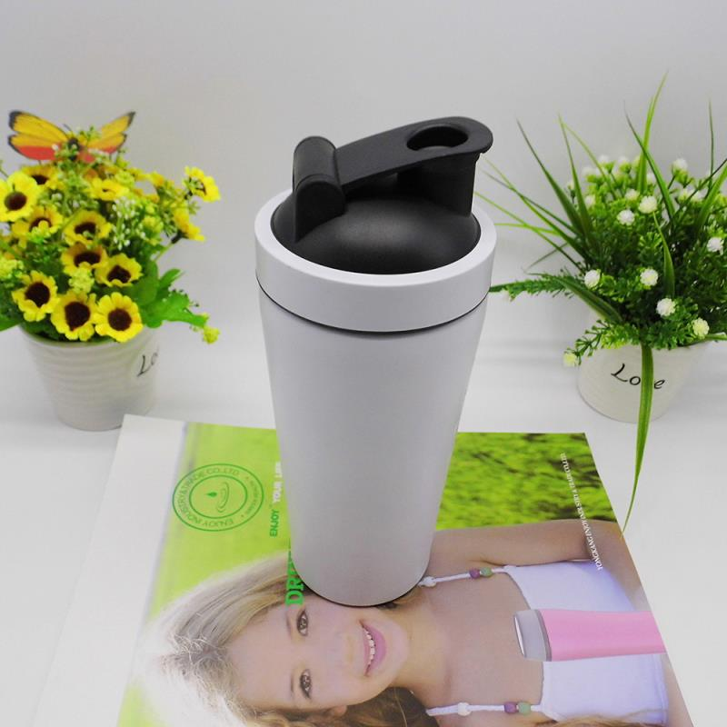 Stainless Steel Protein Shaker Bottle On Whey Protein for Fitness Gym Bottle