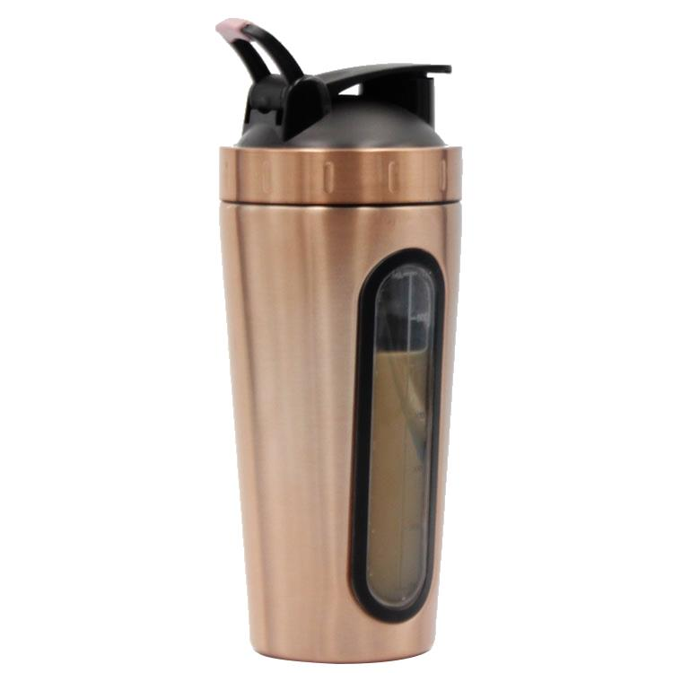 700ml  stainless steel Shaker bottles