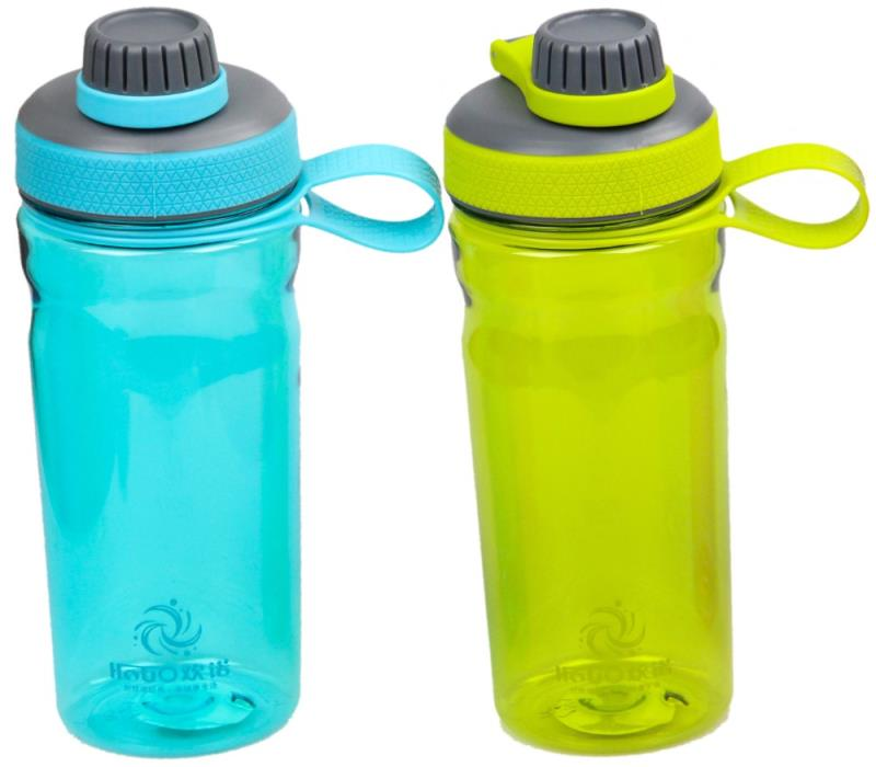 700ml 24OZ sport plastic shaker protein water bottles