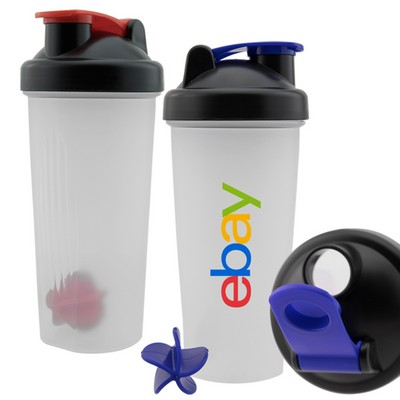 Shaker Bottle Manufacturer