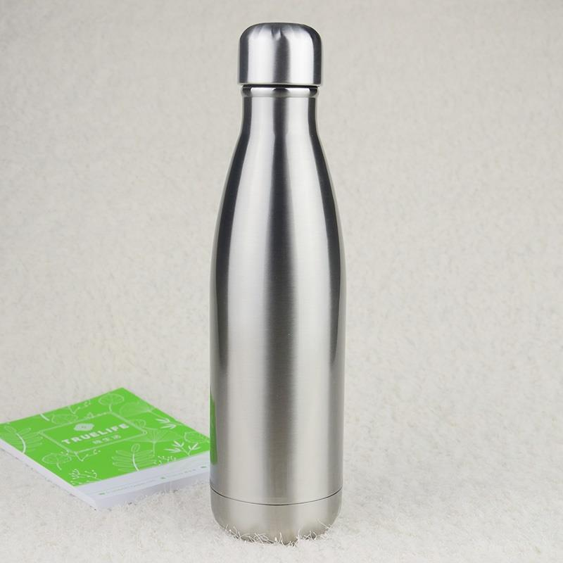 17oz Double Wall Vacuum Insulated Stainless Steel Water Bottle