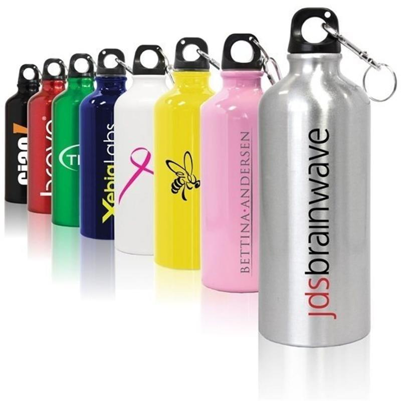 Custom Metal Aluminum Sports Water Bottle