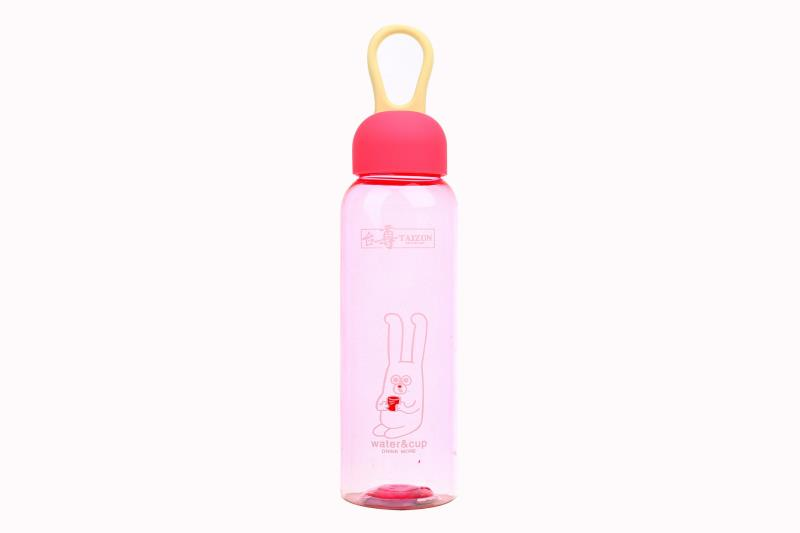 Plastic Leakproof Water Bottle
