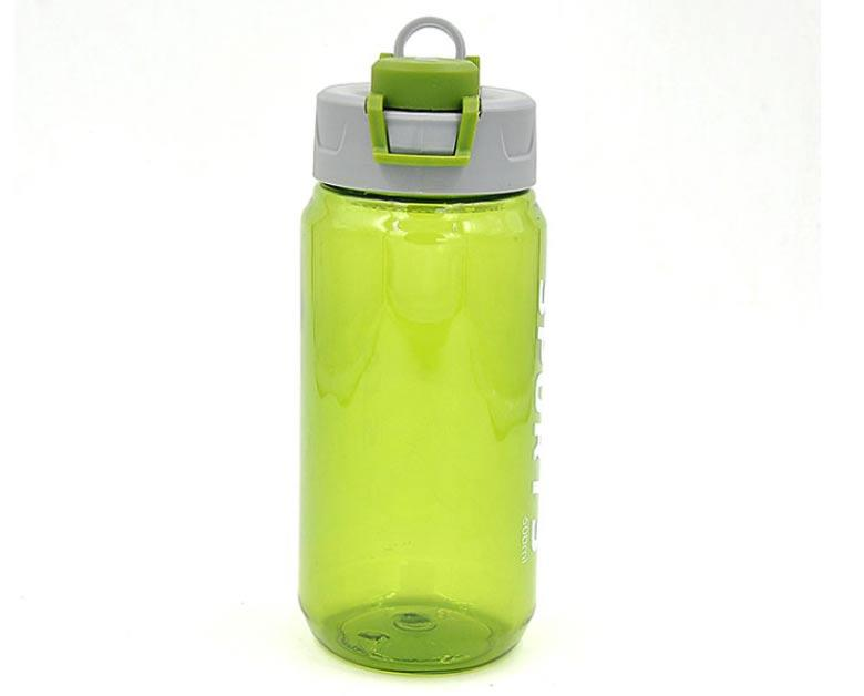 Sport Plastic Water Bottle With Lid