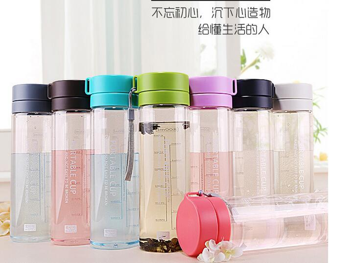 BPA Free Bottle With Fruit Insufer Water Bottle