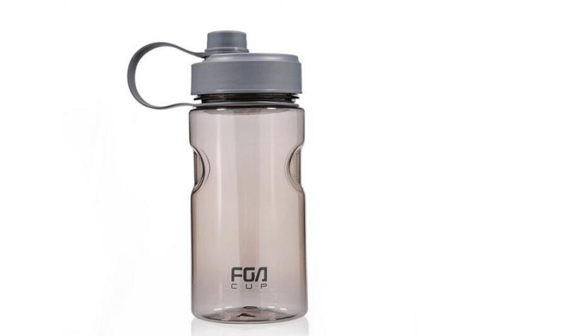 Plastic Water Bottle With Lid