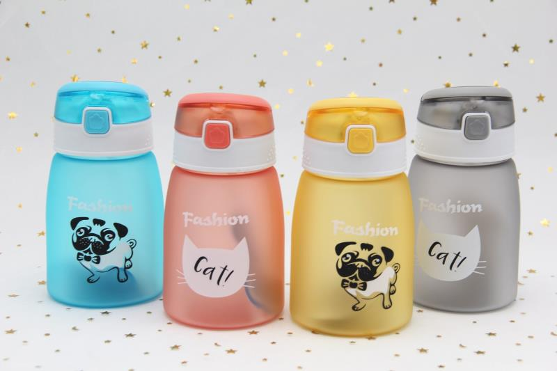 2018 Kid's Plastic Water Bottle
