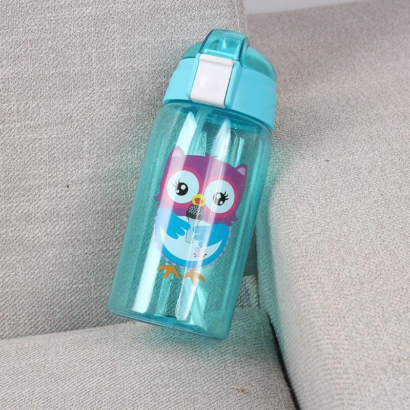 Straw Water Bottle For Kids