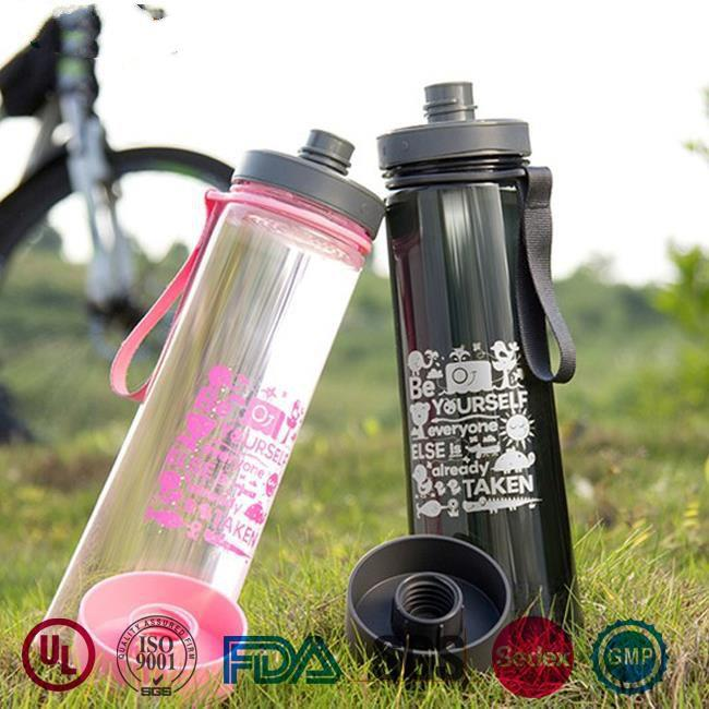 BPA Free Small Mouth Water Bottle