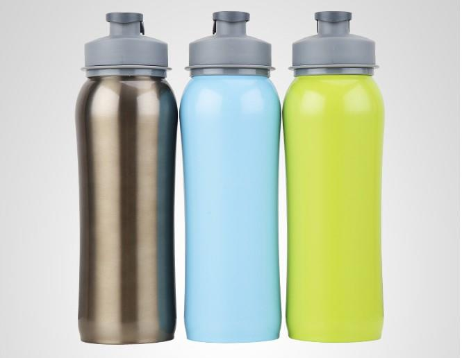 Stainless Steel Outdoor Sports Bottle
