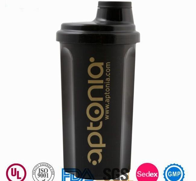 Protein Shaker Logo: Promotional Shaker Bottles