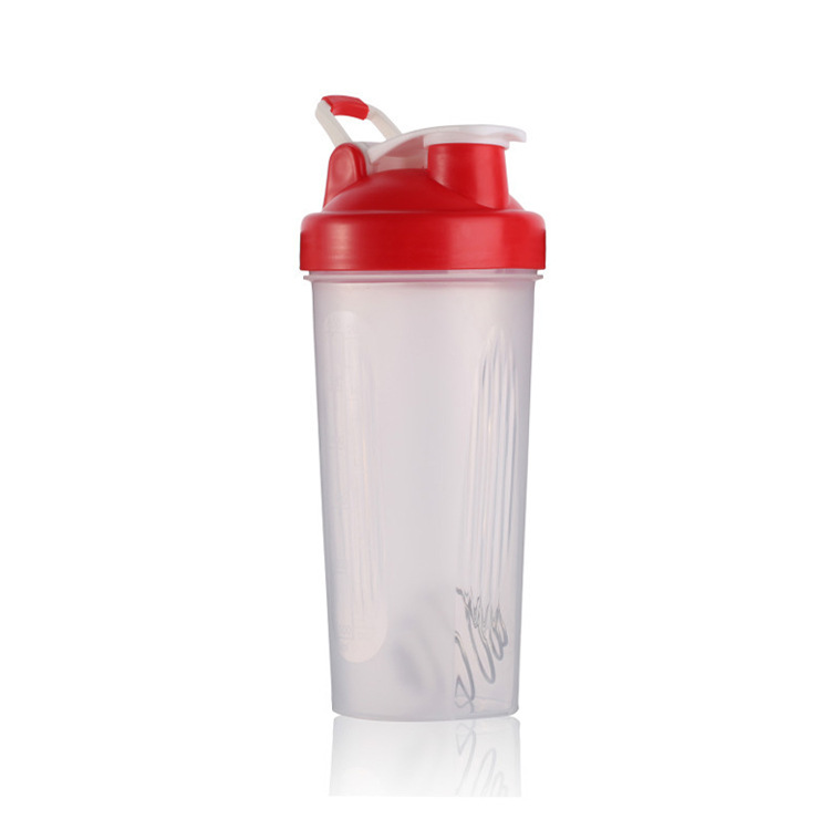 Factory Wholesale Sport Plastic Protein Shaker Bottle With Custom Printing Logo