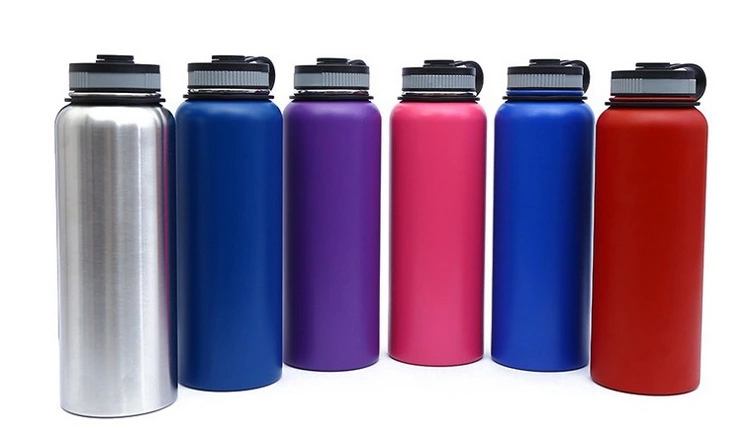 Cheap Price 750ml Water Drinking Sports Stainless Steel Shaker Bottle