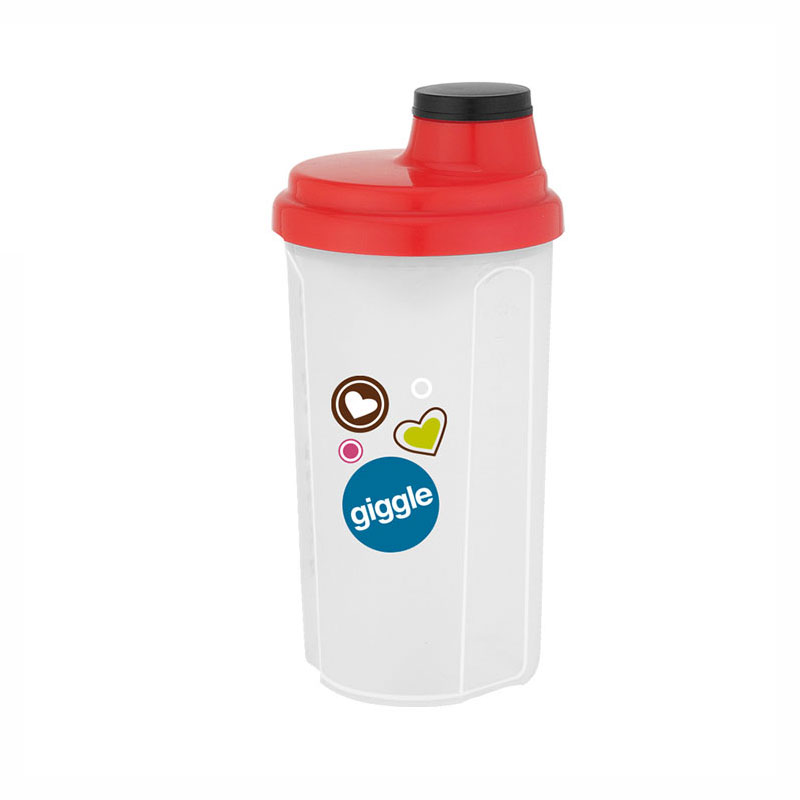 Plastic Bottle Shaker 300ML
