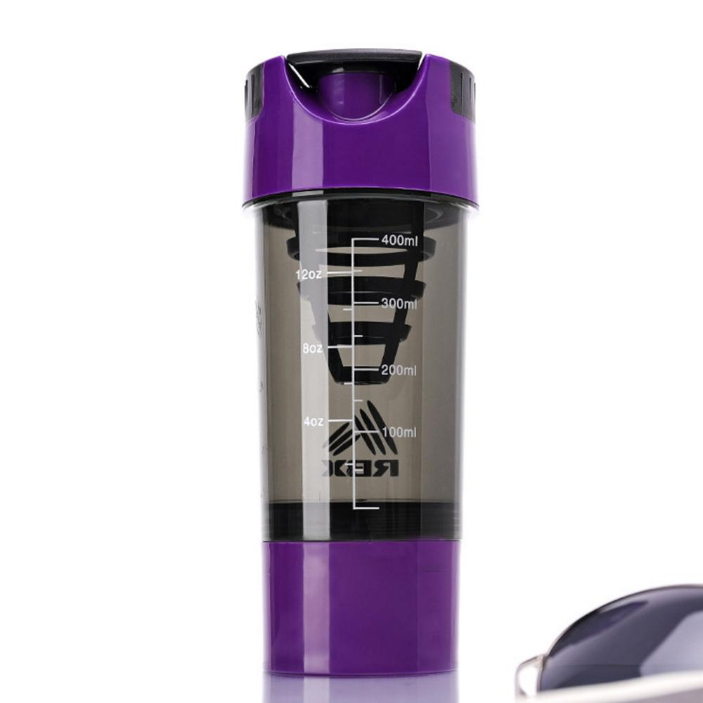 500ml gym shaker bottle protein plastic, shaker bottle