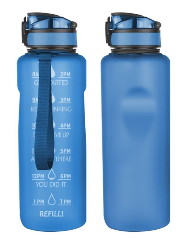 1.5 Liter Wide Mouth By The Hour Water Bottle