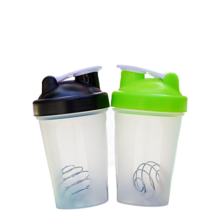 400ml Wholesale Plastic Cups Gym Custom Bottle Protein Shaker