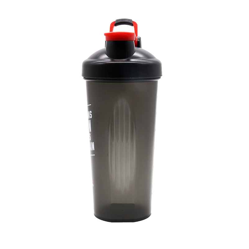 custom shaker bottle protein powder gym shaker  transparent blender bottle shaker