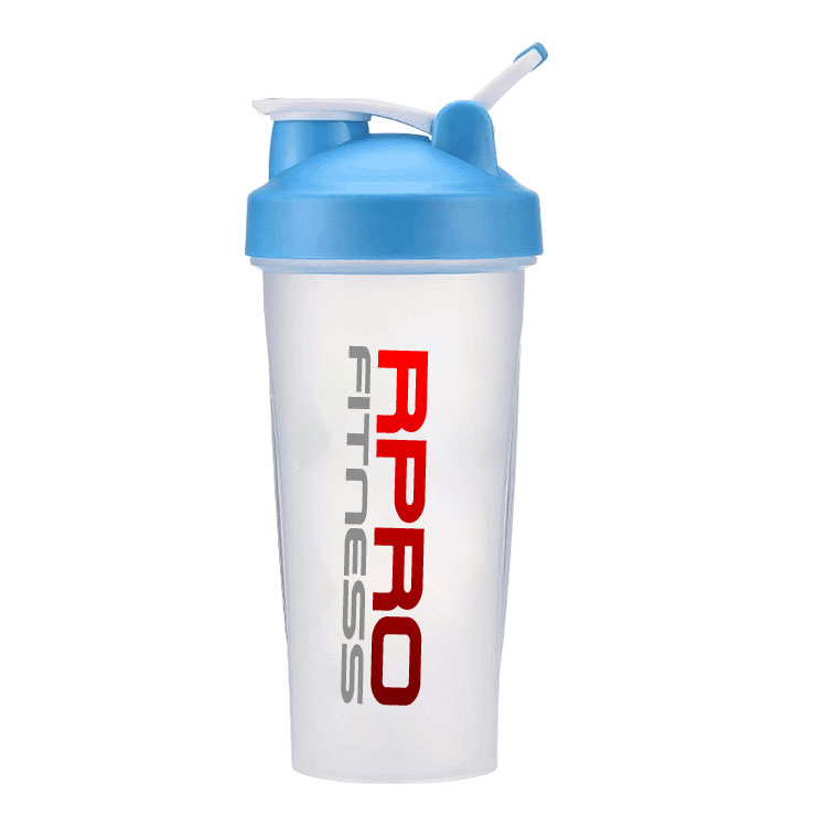 Plastic Custom Brand Gym Accessories Blender Protein Shaker Bottle